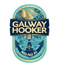 Galway Hooker 60 Knots Label                                                                                                                                                      More