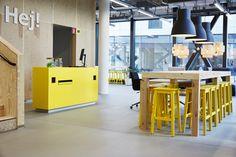 IKEA Industry AB - Sveriges Snyggaste Kontor