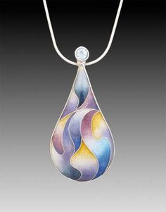 Sheila Beatty :: Fine Cloisonne Jewelry