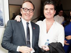 Star Tracks: Friday, March 13, 2015 | A LIKELY PAIR | Kevin Spacey and Simon Cowell join forces in London on Thursday at The Prince's Trust & Samsung Celebrate Success Awards.