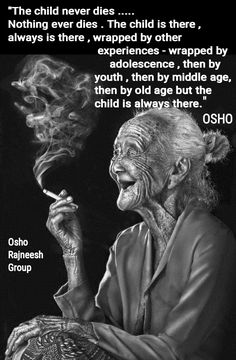 Immortality of our inner child