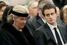 Uitvaart_alexander_Prinses Léa en haar zoon