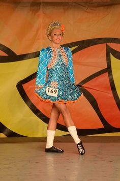 PhotoReflect - Shamrock Photo - World Championships 2013- love the dress
