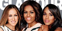 Michelle Obama, Kerry Washington And Sarah Jessica Parker Talk Mental Health Stigma In Glamour
