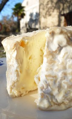 Le Crémeux du Mont-St-Michel: Luscious butter and cream are the first two flavors that wash over your taste buds when you nibble a bit of this divine, unpasteurized cow's milk cheese from Normandy. A slight spiciness and strong mushrooms are next. And those flavors linger. And linger.  And linger.