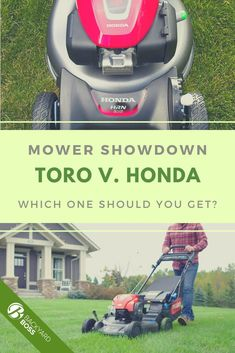Toro and Honda are both iconic manufacturers of lawnmowers. But, is one actually better than the other? In our latest discussion, we looked at exactly this question. Come find out what we learned.