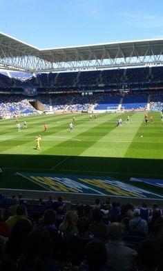 Espanyol Almería 27 abril 2014