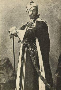 Grand Duke Constantin Constantinovitch dressed for the 1903 ball