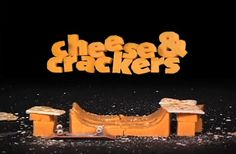 ALMOST apresenta: Cheese and Crackers - Clube do skate