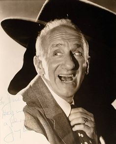 Jimmy Durante 2/10/1893--1/29/1980