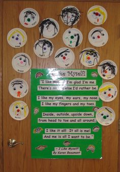 193 Best All About Me Crafts Images Kindergarten Classroom