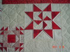 www.myquilter.blogspot.com: Winter Wonderland quilt