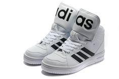 brand new f808e 5cbae Adidas Jeremy Scott Instinct Hi White Black Nike Zoom, Nike Basketball Shoes,  Kobe Basketball