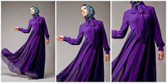 trend warna busana muslim 2015