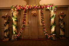 Flower arch Decor