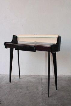 Console 1950s Ico Parisi Design Restored Guglielmo Ulrich Age | eBay