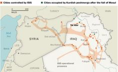 Syrian aircraft bomb Sunni militant targets inside Iraq - The Washington Post