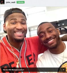Boogie and JWall! Favorites!