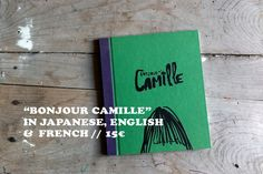camille book from bobochoses