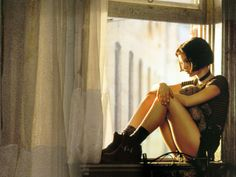Natalie Portman in Leon the Professional