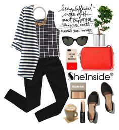 """""""Sheinside"""" by oshint ❤ liked on Polyvore featuring Bardot, Marni, MICHAEL Michael Kors, Abercrombie & Fitch, Kate Spade, Bobbi Brown Cosmetics, Claudio Riaz, Oliver Peoples and Sheinside"""