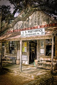 Luckenbach, Texas must go for the chili cook off!