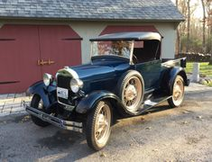 Check out this 1928 #Ford Model A Roadster Pickup for #ThrowbackThursday #TBT