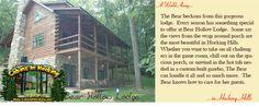 Bear Hollow Cabin Hocking Hills Ohio