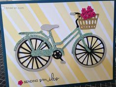 Have you seen the new CTMH Flower Market Cricut Cartridge? Well, it is here and you should see the cards and scrapbook pages you can make. Bicycle Cards, Cricut Cartridges, Embossed Cards, Cricut Cards, Creative Memories, Flower Market, Heart Cards, Sympathy Cards, Scrapbook Paper Crafts