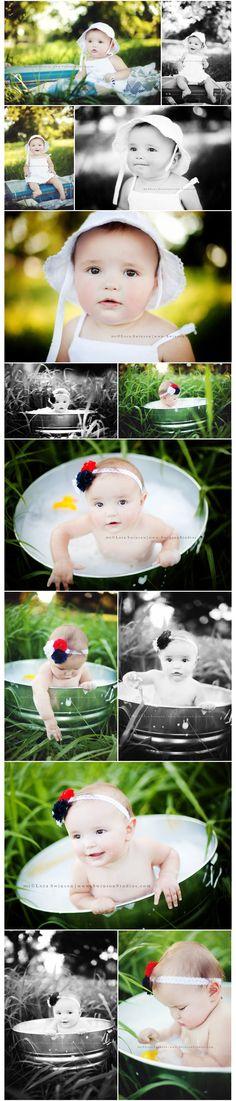 summer baby pics ideas... so cute!