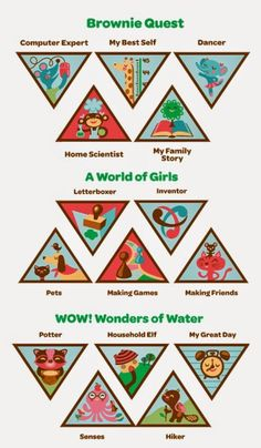 Troop Leader Mom: Getting Started with Girl Scout Daisies, Brownies, and Juniors!: Brownies: Being Girl-Led & Choosing Badges/Patches Scout Mom, Girl Scout Swap, Girl Scout Leader, Daisy Girl Scouts, Girl Scout Troop, Girl Scout Brownie Badges, Brownie Girl Scouts, Girl Scout Daisy Activities, Girl Scout Crafts