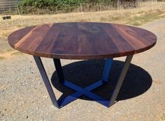 Laura Warner Lwarner On Pinterest - Round wood conference table