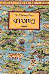 Utopia, Sir Thomas More, 9780486295831, #books, #btripp, #reviews