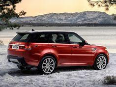 Range Rover Sport 2014- My Dream Car