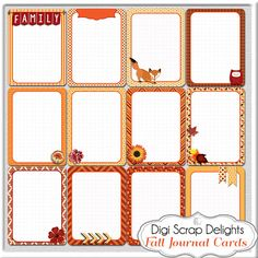 50% OFF TODAY Fall Scrapbook Kit Bundle by DigiScrapDelights  #Scrapbooking #Autumn #Fall #Owls #Scrapbookingkits #Papers #DigiScrapDelights #ClipArt #Pumpkins #Thanksgiving