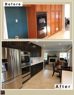 Ordinaire San Dimas Design Build Kitchen Remodel With Custom Cabinets  Http://www.aplushomeimprovements