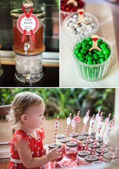 Enchanting Little Red Riding Hood Party (+ AMAZING Cake!}