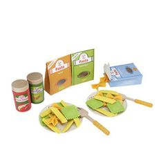 Molto bene! Cook up some delicious fun with Pasta Set by Hape | eBeanstalk