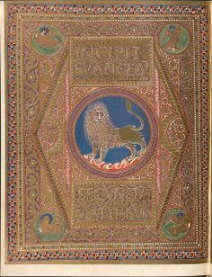 Evangeliar (Codex Aureus) - BSB Clm 14000 n by peacay, via Flickr