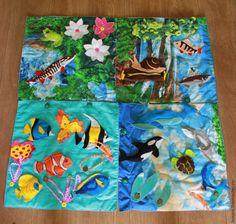 Шьем детский игровой и развивающий коврик «Подводный мир» - Ярмарка Мастеров - ручная работа, handmade