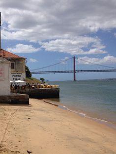 Restaurant Ponto Final | Pont du 25 avril | Lisbonne | Lisboa | Almada | Portugal