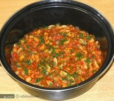 Tocanita de ciuperci(de post) - Discutii Retete Culinare