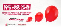 January - March 2015 is the Don't Wait Until It's Too Late campaign in Australia. Go to www.healthaware.org for link to more information.