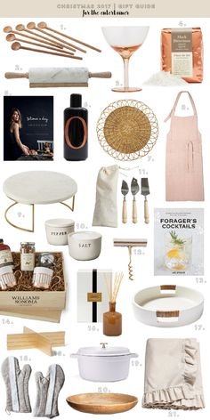 Christmas 2017 Gift Guide: For The Entertainer Cheap Christmas Gifts, Christmas Gift Guide, Christmas 2017, Holiday Gifts, Host Gifts, Gifts For Friends, Gifts For Mom, Cute Gifts, Diy Gifts