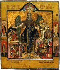 Ural icon of XVIII - early. XX century » Orthodoxy icons