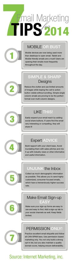Marketing Tips #emailmarketing