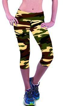 6e94f1ba834 Buy Capris Leggings Elastic Cropped Leggings at Marks Urban Wear® for only   5.99