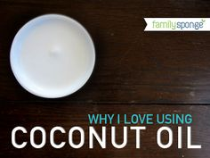 I have curly hair, so I am excited to try coconut oil.