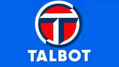 Talbot Logo from the 70's and 80's when they rebadged chryslers. Yuk! The logo was cooler than the cars.