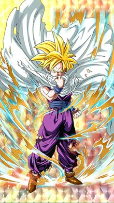 Gohan Dragon Ball Z dokkan battle